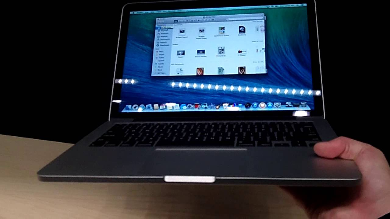 macbook pro retina 13 pouces 2013 haswell pr sentation vid o youtube