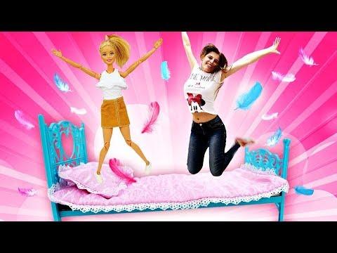 Мультик Барби - Делаем ремонт у Барби - Видео для девочек. Ох уж эти куклы!