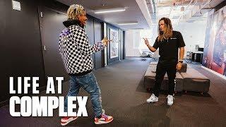 Racks Meets His Doppelganger! (Feat. TonyD2Wild) | #LIFEATCOMPLEX
