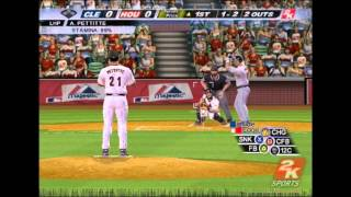 Major League Baseball 2006 PC Gameplay