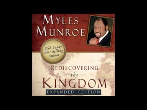 Free Audio Book Preview ~Rediscovering the Kingdom~ Myles Monroe