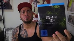 Breaking Bad Die komplette Serie Unboxing German
