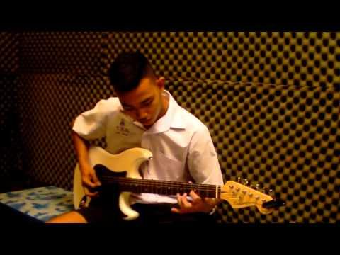 Sky Music บางแค (สอนกีต้าร์ อูคู เบส อื่นๆ 400บาท/เดือน ) - แต๊งค์ ( intro ยอม )