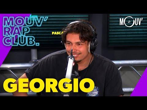 Youtube: GEORGIO:«Fallait que je vive pour faire un nouvel album…»