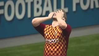 FIFA 16 Be A GK - Oldham Athletic vs Bradford City