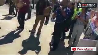 லண்டனை மிரள வைத்த #GOBACKMODI போராட்டம் வீடியோ - Modi | London | Cauvery | Karnataka