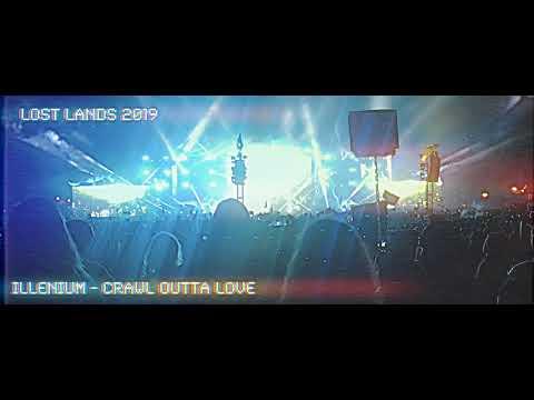 Illenium - Crawl Outta Love Live @Lost Lands Festival 2019