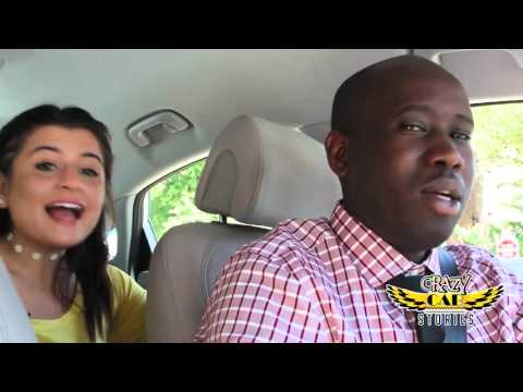 Crazy Cab Stories with Francesca Dipaola  on CFFNATION.com Uber vs. Taxis Part1
