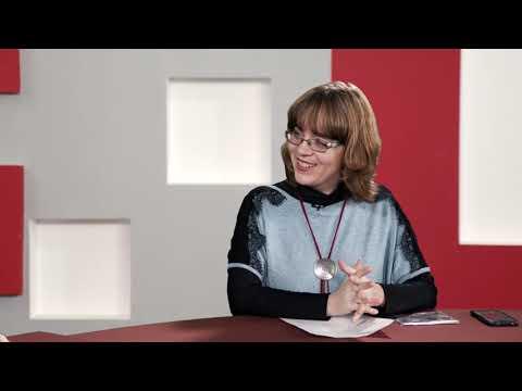 Актуальне інтерв'ю. Про нові мистецькі досягнення людей з інвалідністю. Т. Мільчаковський. Л. Кравченко