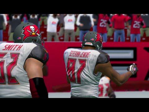 Madden NFL 17 Week 1 Tampa Bay Buccaneers vs Atlanta Falcons