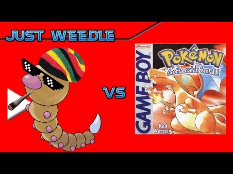 Can You Beat Pokemon Red/Blue With Just A Weedle?