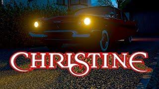 "Forza Horizon 4- New 1958 Plymouth Fury ""Christine'- Movie Build"