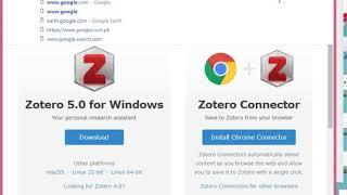 Learn Zotero: Step by step tutorial