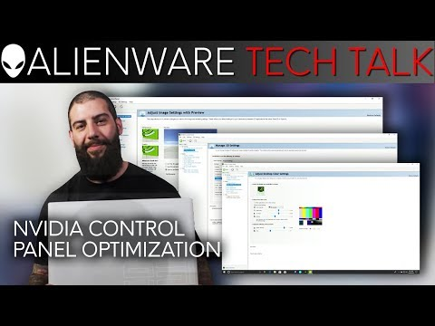 how-to-optimize-your-nvidia-control-panel-for-gaming-and-performance-|-alienware-tech-talk