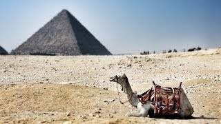 Giza's Pyramid - Cairo, Egypt #2 ギザのピラミッド(エジプト・カイロ)
