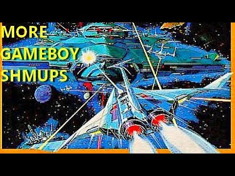 Gameboy Shmups 2