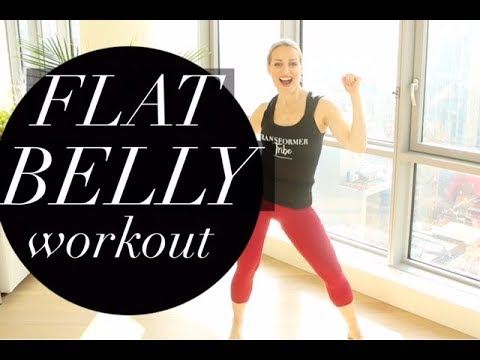 flat belly workout  tracy campoli  best ab exercises for