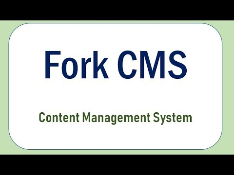 how to install #fork cms centos 7  (CMS)
