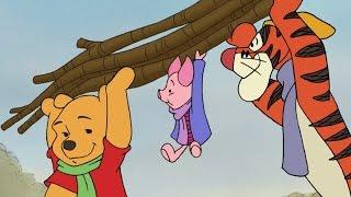 House at Pooh's Corner | The Mini Adventures of Winnie The Pooh | Disney