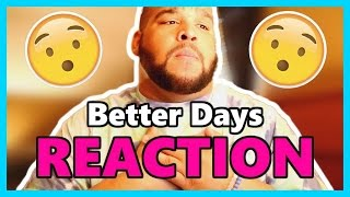 Video Victoria Monét ft. Ariana Grande - Better Days [REACTION] download MP3, 3GP, MP4, WEBM, AVI, FLV Juni 2018
