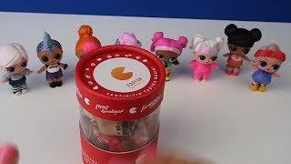 LOL Sürpriz Oyuncak Bebekler Şans Kurabiyesi Challenge !! Bidünya Oyuncak