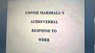 connie marshall s response to wdrb regarding their june 9 2014 news story