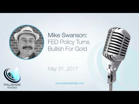 Mike Swanson: FED Policy Turns Bullish For Gold