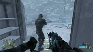 """Crysis 1 - Ultra Settings - Mission 8 """"Paradise Lost"""""""