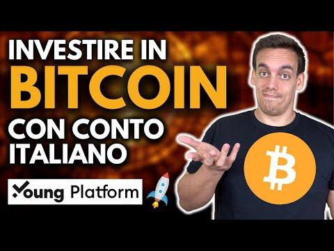 Come Comprare Bitcoin In Italia In Modo Sicuro! 🚀 Young Platform