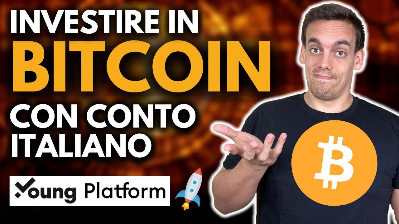 youtube bitcoin esercitazione bitcoin morente