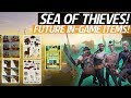 Sea Of Thieves News - Possible Future Content! New Ship Items, Enemies, Pets, Foods & New Promotion!