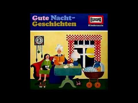 Gute Nacht Geschichten (weitere Infos in der Beschreibung unten) Hörspiel Märchen EUROPA