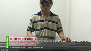 Nhạc sống Organ - Brother Louie | Dạy đàn - Đào tạo nhạc công