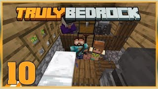 Truly Bedrock S0 EP10 : Colin's Liberation feat DaphneElaine!  [ Minecraft, MCPE ]