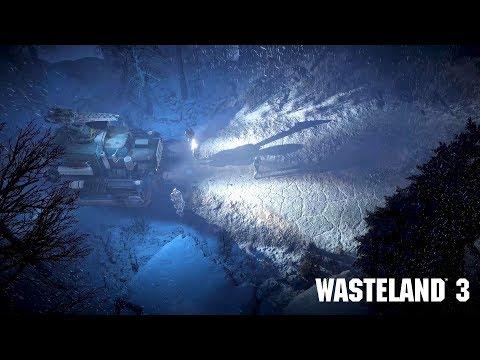 Wasteland 3: il trailer della GamesCom