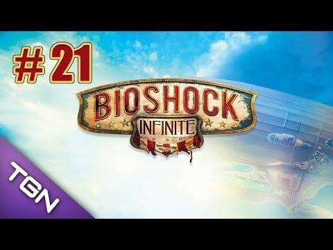 Bioshock Infinite - Gameplay Español - Capitulo 21 - HD 720p