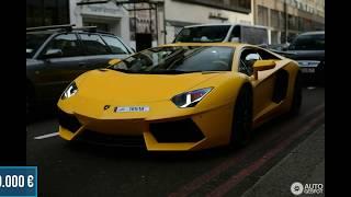 Dünyanın En Pahalı Arabaları Araba Vi̇deoları