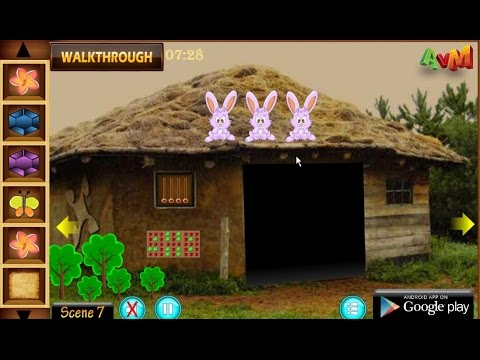 Avm clay house escape walkthrough avmgames youtube for Minimalistic house escape 5 walkthrough