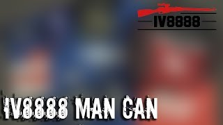 IV8888 Man Can May 2018 Unboxing