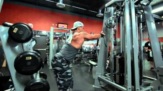 Baixar Markus Reinhardt - Back and Biceps Routine - Part Three