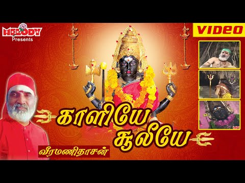 Kaaliye Sooliyae  108 Amman Poojai  Amman Song  Tamil Devotional  Veeramanidasan