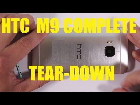 HTC M9 Screen Repair, Charging port fix, Battery Swap COMPLETE