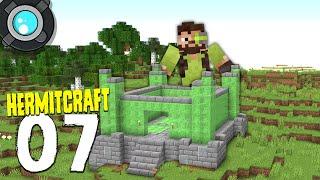 HermitCraft 7: 7 | MUMBO'S BOUNCY CASTLE BAIT
