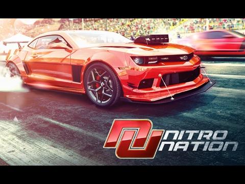 Nitro Nation Online Trailer  (30sec - All Badges)
