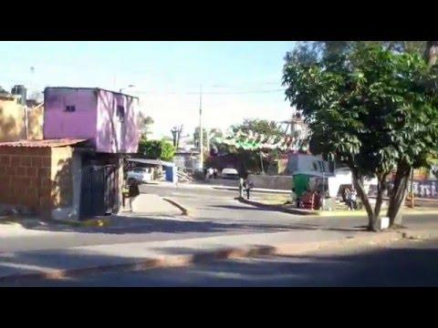 Mexico City Airport & Bus Ride to Cuernavaca