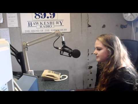 Christie Lee Robinson radio interview reguarding Project Borneo application
