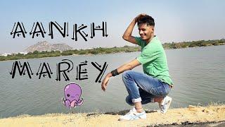Aankh Marey Dance Video 2018 | Simmba | Ranveer Singh | Rahul Bhargav Dance Choreography