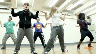 Missy Elliott Hip Hop Choreography by R.i.S.E. - Shake Your Pom Pom