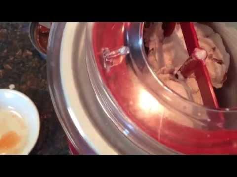 Hamilton Beach Ice Cream Maker No Rock Salt No Ice 1.5 Quart Model 68881 Review