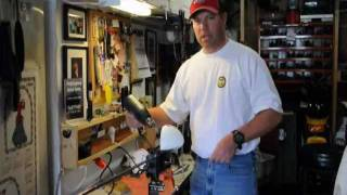 Golf Club Repair - Part 1 - Removing a shaft & cleaning the hosel